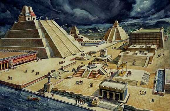 Conquista de Tenochtitlan Mexico La Conquista de Tenochtitlan