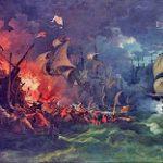 La derrota de la Armada Invencible