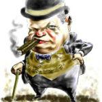 Churchill y Onassis en Tenerife