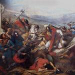Batalla de Poitiers (732)