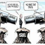 El conflicto árabe – israelí