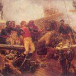 Una visión inglesa de Trafalgar