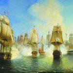Los mejores almirantes de la historia