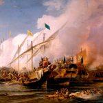 Batalla de Preveza, 1538 Resumen