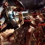 Batalla de Mactán – Muerte de Magallanes