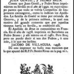 Breve historia de la imprenta en España